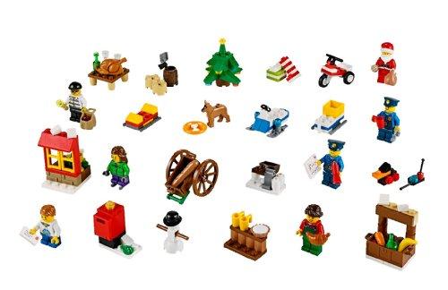 レゴ シティ アドベントカレンダー 60063
