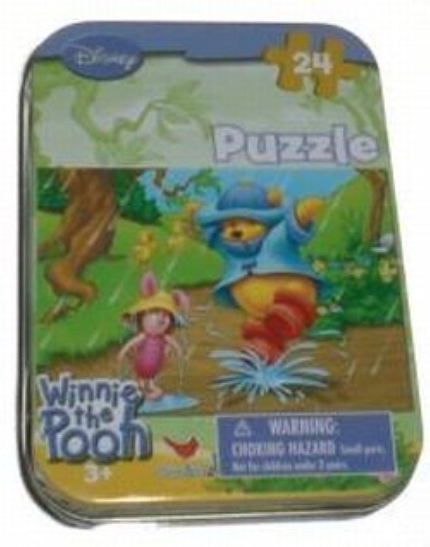 Winnie The Pooh Travel Puzzle Set - Disneys Winnie The Pooh Puzzle Set (24pcs)