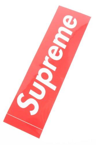 (シュプリーム)Supreme ステッカー レッド