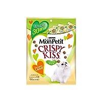 (まとめ) M クリスピーキッス贅沢チキン味90g 【猫用フード】【ペット用品】 【×15セット】 ds-1756073
