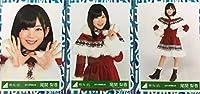 欅坂46公式生写真 2017-SPRING 3枚コンプ【尾関梨香】 有明ワンマンクリスマス衣装