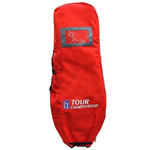 ダイヤ(DAIYA) トラベルカバー トラベルカバー US PGA TOUR トラベルカバー3003 RD  OT-3003 レッド