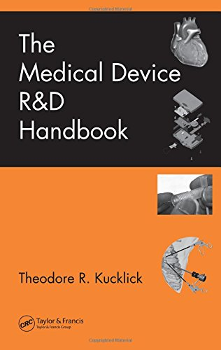 Download The Medical Device R&D Handbook 0849327172