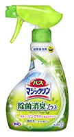 バスマジックリン 風呂用洗剤 泡立ちスプレー 除菌消臭プラス