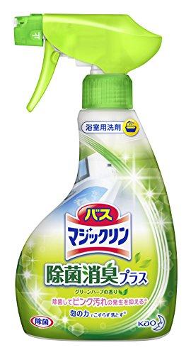 RoomClip商品情報 - バスマジックリン 風呂用洗剤 泡立ちスプレー 除菌消臭プラス本体 380ml