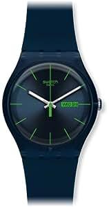 [スウォッチ]SWATCH 腕時計 NEW GENT(ニュージェント) BLUE REBEL(ブルーレーベル)SUON700 ユニセックス【正規輸入品】