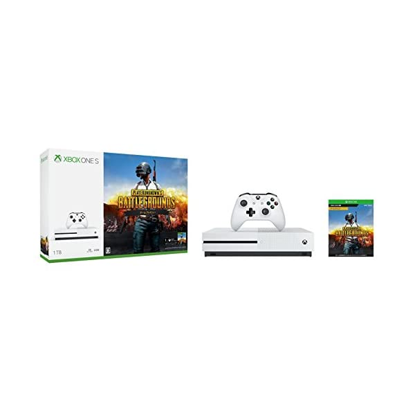 Xbox One S 1TB PlayerUn...の紹介画像4