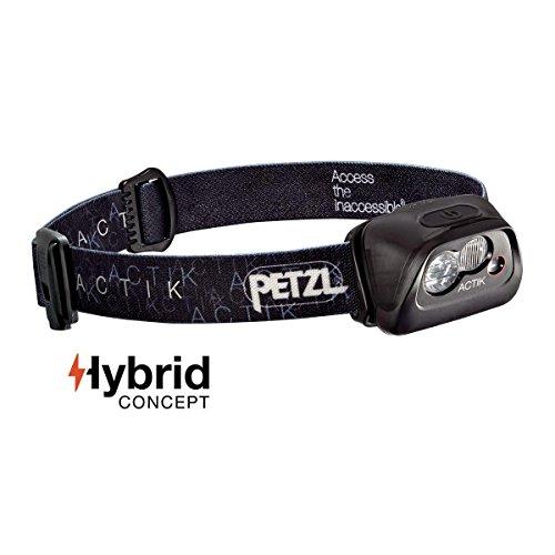 PETZL(ペツル) ACTIK (アクティック) ブラック [アクティブシリーズ] E99AA A [並行輸入品]