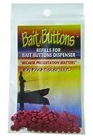 BAIT BUTTONS Original Refill, Rust