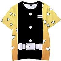 DERAYEE 夏用 半袖 子供服 tシャツ キッズ 男の子 女の子 半袖 記念シャツ Tシャツ 110-170cm