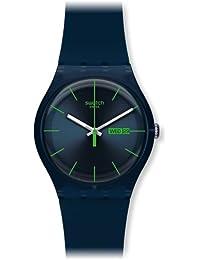 [スウォッチ]SWATCH 腕時計 NEW GENT(ニュージェント) BLUE REBEL SUON700 【正規輸入品】