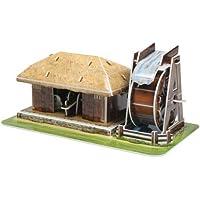 CubicFun 3d Puzzle - watermill