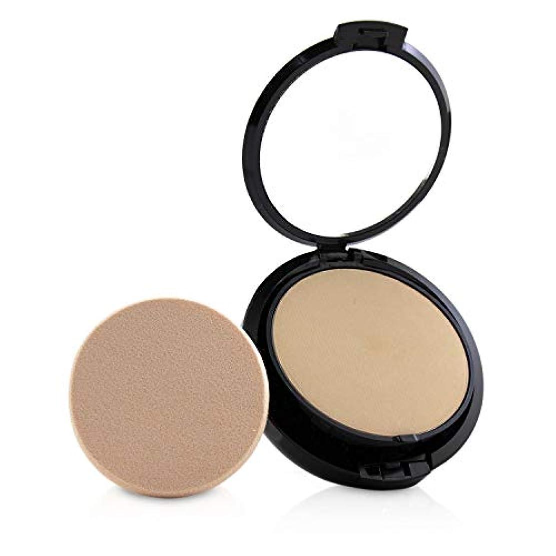 希望に満ちた言語廊下SCOUT Cosmetics Pressed Mineral Powder Foundation SPF 15 - # Shell 15g/0.53oz並行輸入品