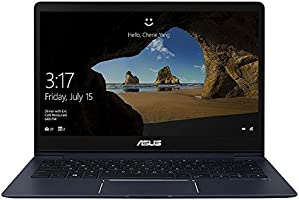 Asus ( 华硕 ) 13.3英寸笔记本电脑 Zenbook ux331un - 8250b 宝蓝色 [ Win Home Core I ]