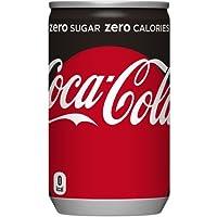 コカ・コーラ ゼロ 160ml缶×60本【2ケース】