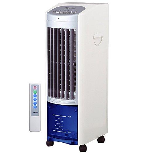 山善(YAMAZEN) 冷風扇 (リモコン)(風量3段階) タイマー付 ホワイトシルバー FCR-C406(WS)