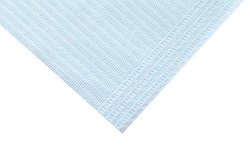伊藤忠 紙エプロンブルー PAC-001 1箱(500枚入)