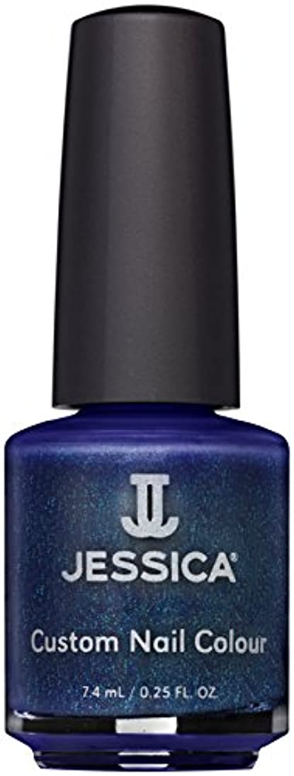 増幅するモーテルシミュレートするJessica Nail Lacquer - Midnight Moonlight - 15ml / 0.5oz