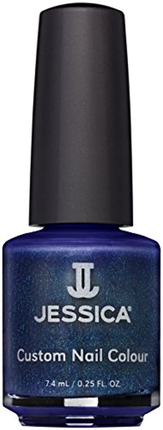 理容室アレルギー性嫌がるJessica Nail Lacquer - Midnight Moonlight - 15ml / 0.5oz