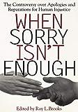 When Sorry Isn't Enough (Critical America) 画像