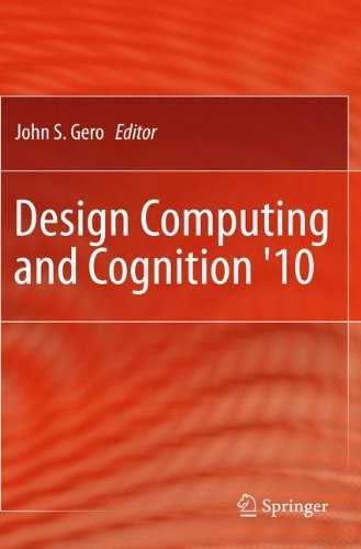 Design Computing and Cognition '10