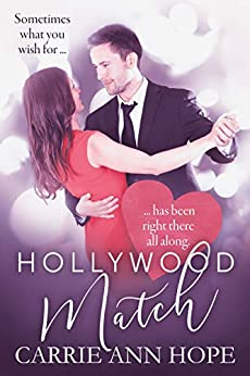 Hollywood Match by [Hope, Carrie Ann]