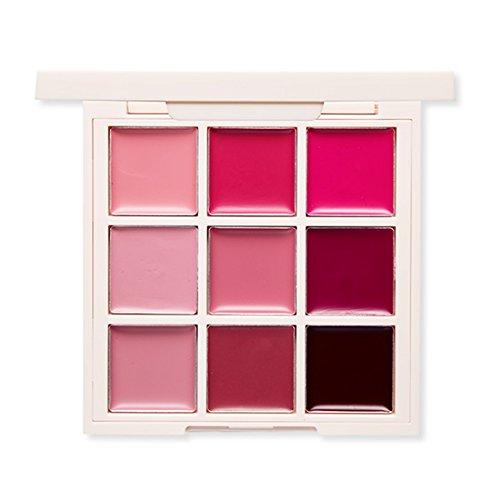 ETUDE HOUSE(エチュードハウス) パーソナル カラー パレット リップ/Personal Color Palette Lip (クールトーン) [並行輸入品]