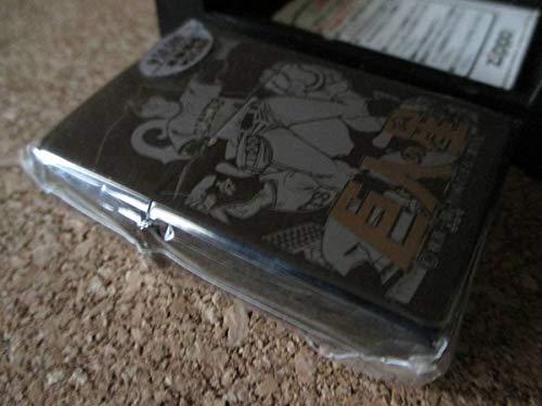ZIPPO 巨人の星 梶原一騎 川崎のぼる 講談社 品 2003年1月製造 読売ジャイアンツ オイルライター ジッポー