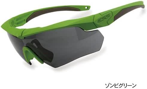 ESS JAPAN LIMITED アジアンフィット Cerakote CROSSBOW セラコートクロスボウ グレーレンズ 日本正規品