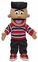 "14"" Jose、Hispanic Boy , Hand Puppet"