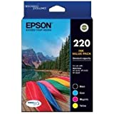 Epson 220 Ink Value Pack (Genuine)