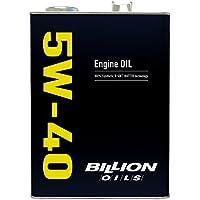 BILLION ビリオンOILS エンジンオイル  5W-40 1L BOIL-05W01