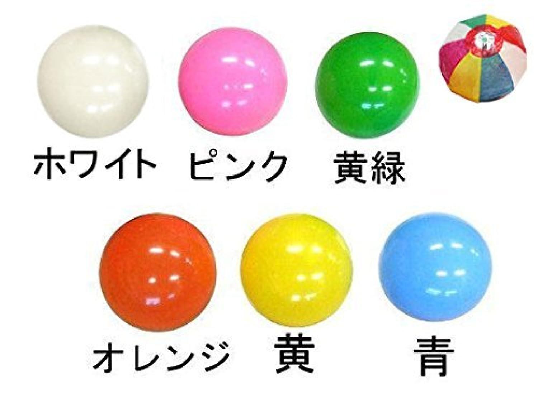 【バルーン】40cm 風船バレー ライトカラー6色セット (6枚入り)  【ふうせんバレー】  / お楽しみグッズ(紙風船)付きセット [おもちゃ&ホビー]