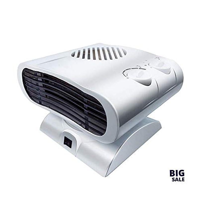 韓国語不運コロニアルNICEEセラミックヒーター750Wポータブル電動ファンヒーターパーソナルスペースヒーターNICEY