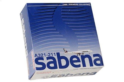 1:400 ドラゴンモデルズ 55405 エアバス A321 ダイキャスト モデル Sabena OO-SUC【並行輸入品】