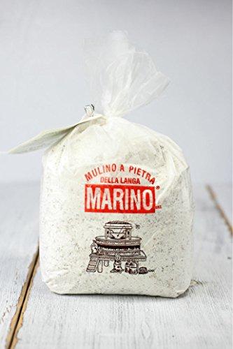 ライ麦粉 (全粒タイプ・石臼挽き) 1kg ムリーノ・マリーノ社 イタリア産 (Italian Rye flour by Mulino Marino)