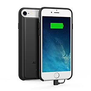 Anker PowerCore Case iPhone 7 4.7インチ用 (2200mAh バッテリー内蔵ケース) 【Apple MFi 認証取得】 A1409011