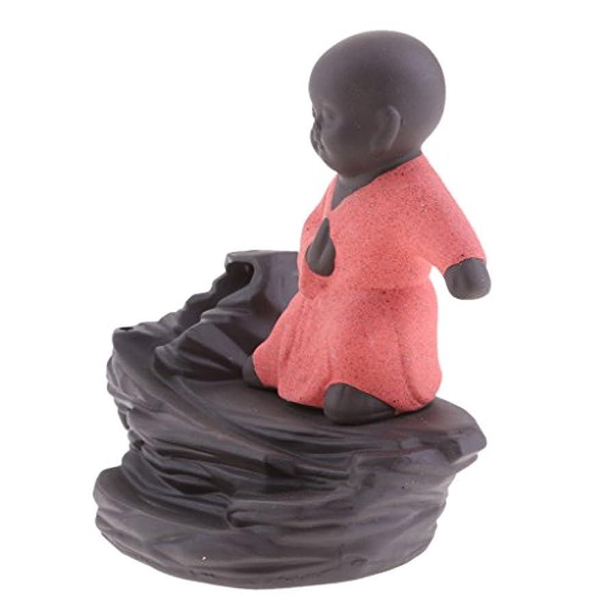 不機嫌海賊属性JiliオンラインクリエイティブホームDecor The Little Monk / Tathagata / Buddha Statue逆流香炉香炉 96b804dd59b6789b9ce09875d285d232