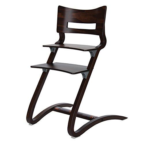 Leander [ リエンダー ] High Chair ハイチェアWalnut ウォールナット 椅子 子供用 [並行輸入品]