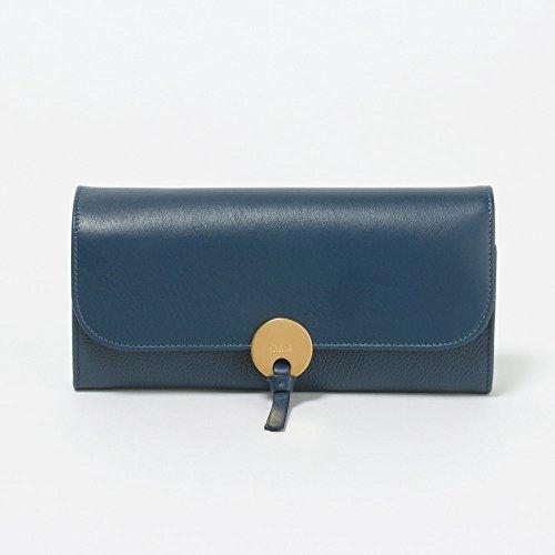 (クロエ) CHLOE 財布 長財布 3P0809 H8J BJW DENIM BLUE 【INDY:インディ】 [並行輸入品]