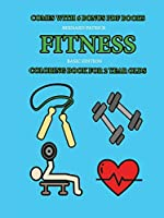 Coloring Book for 2 Year Olds (Fitness)