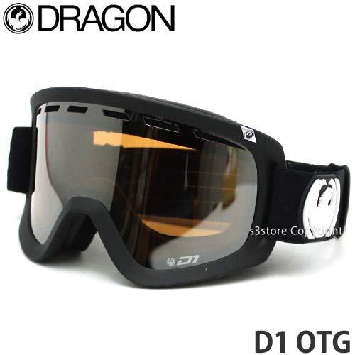 DRAGON(ドラゴン) スノーゴーグル 16-17 D1 OTG ディーワン オーティージー Coal/Ionized [並行輸入品]