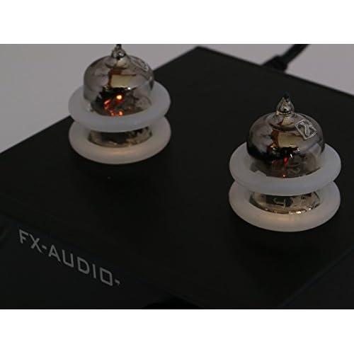 TUBE Ring 真空管制振リング 4個セット 【白】
