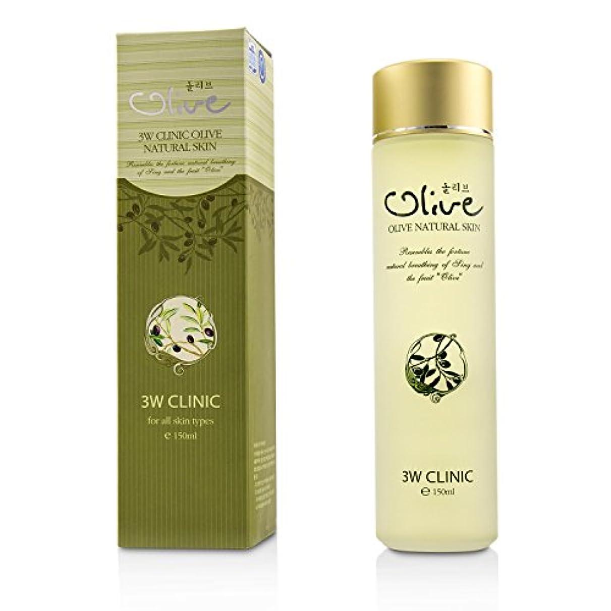 メロディアス時々時々特異性3Wクリニック Olive Natural Skin 150ml/5oz並行輸入品