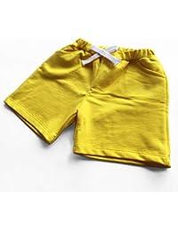 TARORO ショートパンツ 短パン 綿100% スポーツ アスリート 運動 体操 男女兼用 c1
