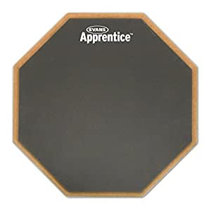 "EVANS エヴァンス 練習用パッド 7"" Apprentice Beginner Practice Pad ARF7GM (スタンド取り付け可能) 【国内正規品】"