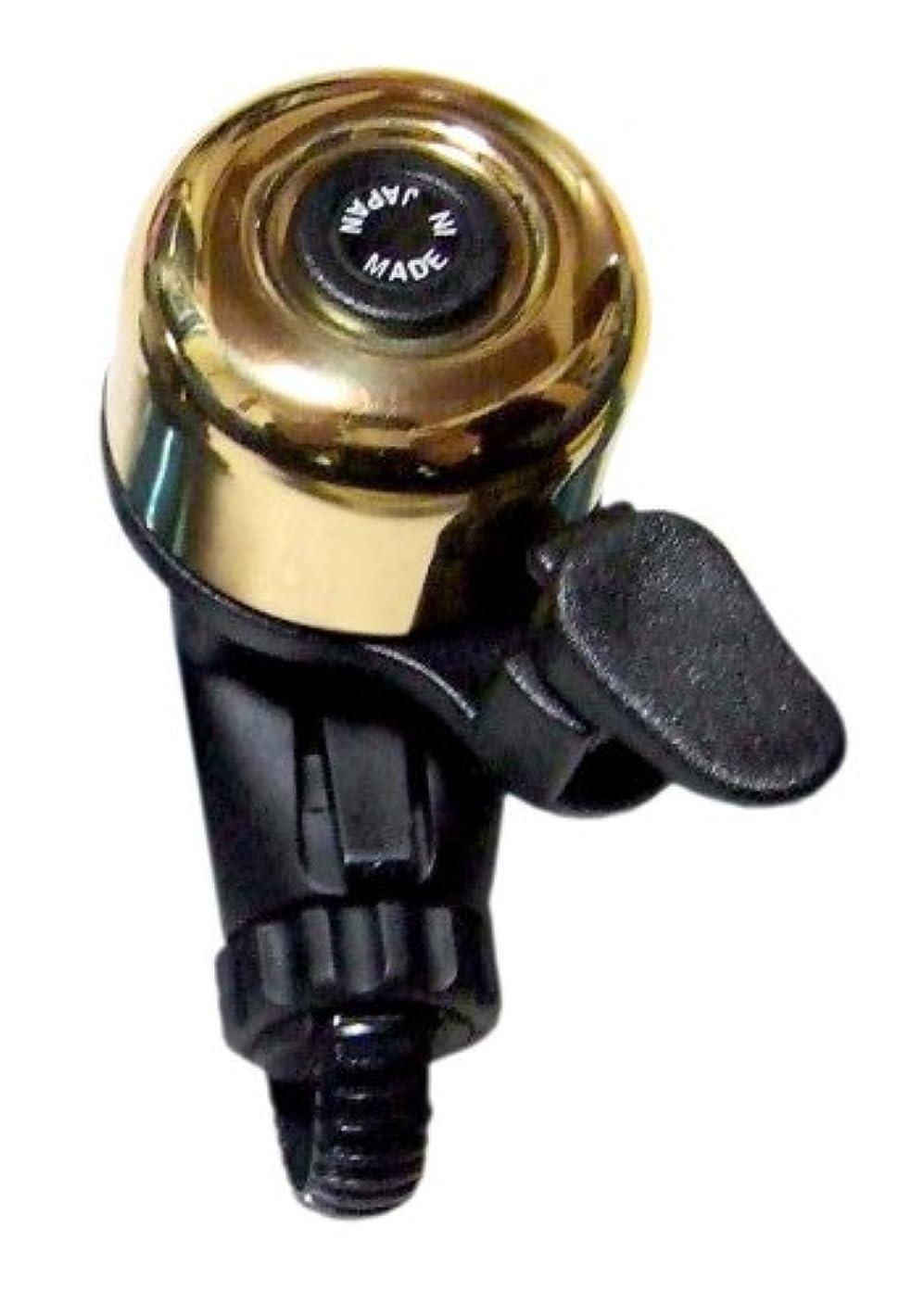 件名コンピューターを使用するタックル扇工業 SOUND RUNNER フリーバンドベル OH-1100 真鍮 ゴールド/ブラック