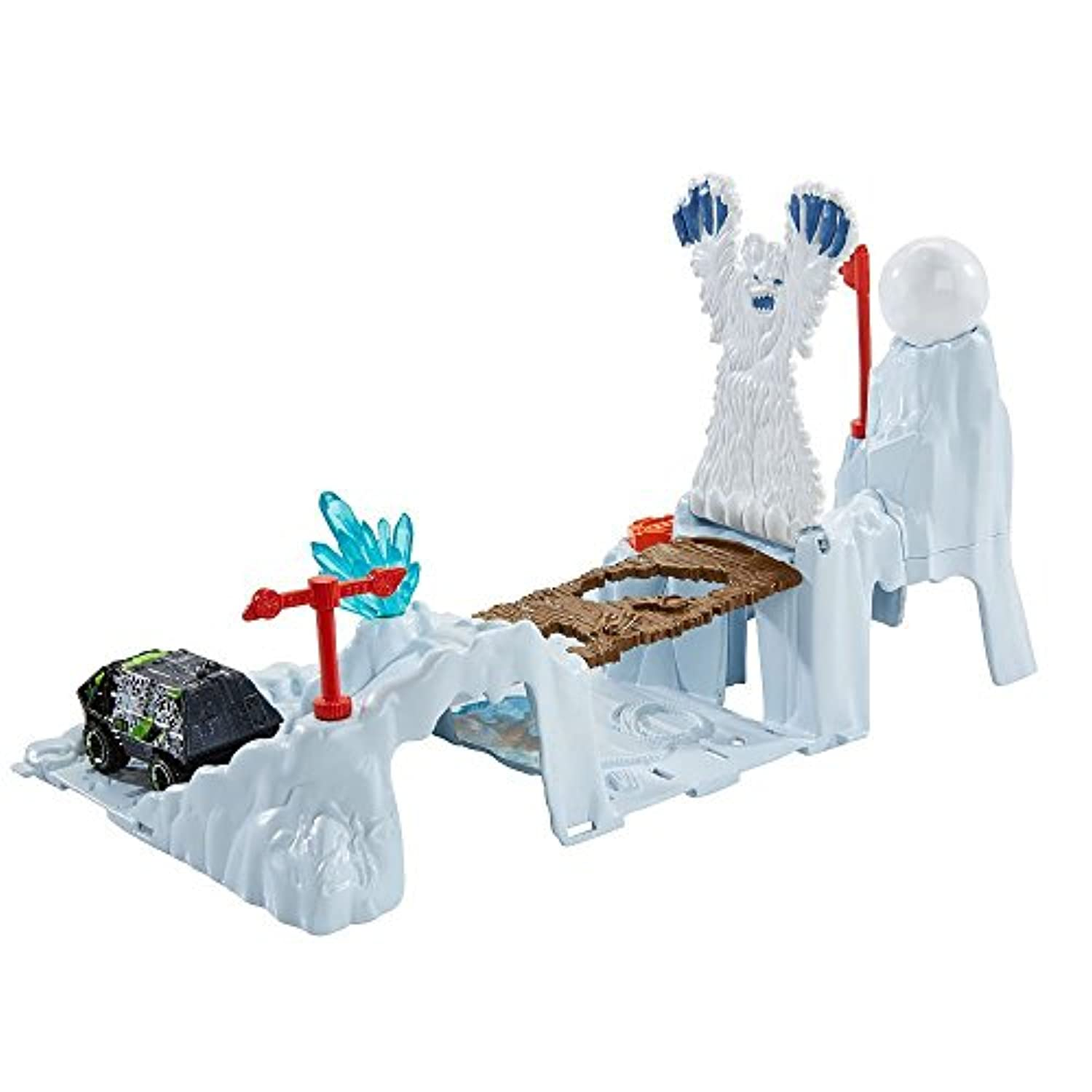 Match Box ON A MISSION Take Down The Yeti Avalanche