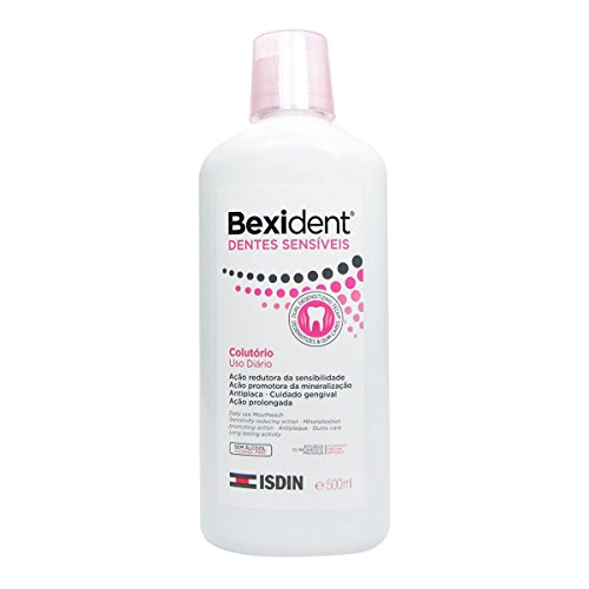 送る妥協製品Bexident Sensitive Teeth Mouthwash 500ml [並行輸入品]