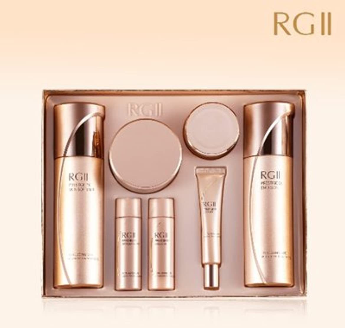 空白コンパス争い多娜嫺[Danahan] RGll Prestige EX Skin Care 3pcs Set RGll プレステージ EX スキンケア 3種セット